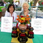Chili co-chairs, Marlene and Carol