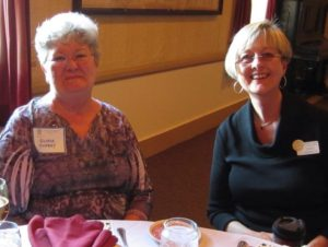 Gloria Correy, Ruby Winner for 2013 & Dree Hedrick - Committee Member