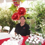 Shelly's Cupcakes won 1st place