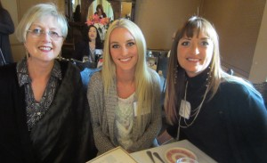 Sissy's support system, mother Dree, and daughter Adriana