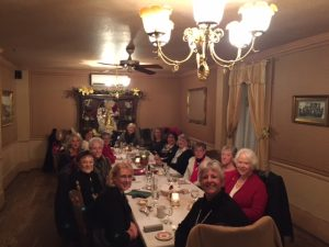 SICC members and guests at Murphys Hotel for our Christmas celebration - 12/7/16