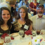 Breanna Ziehlke & parents Brenda & Mike